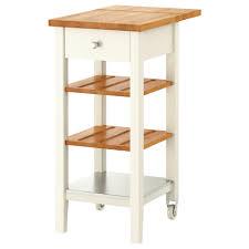 kitchen islands and trolleys bekväm kitchen cart birch kitchen carts shelves and storage