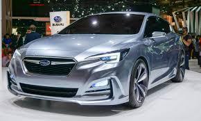 subaru legacy concept 2015 tokyo motor show subaru impreza viziv concepts autonxt