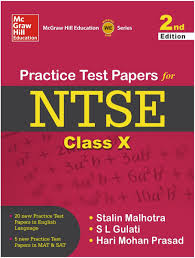 ntse books that every aspirant should have