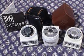 shoe light meter bewi piccolo cold shoe exposure meter