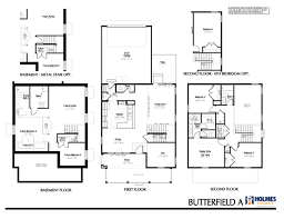 Floor Plan Download Butterfield A Holmes Homes