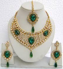 necklace jewellery set images Bollywood bridal stylish kundan necklace jewelry sets np 87 at rs jpg