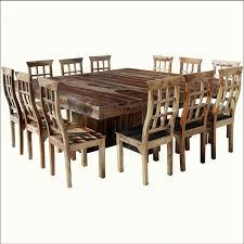 Large Dining Room Table Seats 10 Impressive Large Dining Room Table Seats Awesome Square 12 In