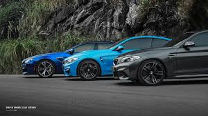 m bmw a bmw m shoot from featuring m2 m4 and m6