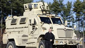 police armored vehicles donald trump is lifting an obama era ban that did little to stop