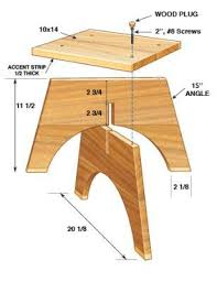 easy woodworking plans free printable furniture templates for