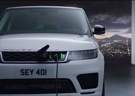 range rover land rover 2018 range rover sport plug in hybrid electrifies updates for 2018