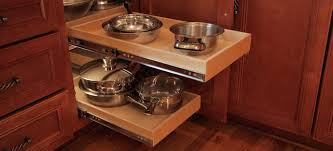Kitchen Cabinet Rolling Shelves Gallery U2014 California Roll Out Shelves