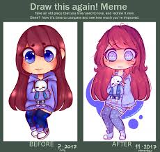Chan Meme - meme draw this again by starii chan on deviantart