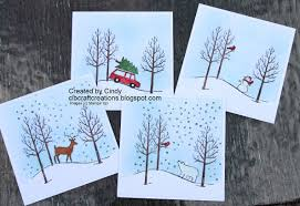 2014 holiday card series day 7 featuring stampin u0027 up white
