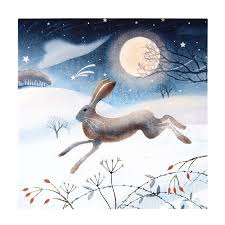 leaping hare charity christmas cards marie curie online charity shop