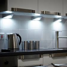Kitchen Cabinet Led Downlights Gx53 Mains Led Under Cabinet Triangle Light
