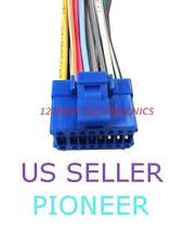 pioneer car audio and video speaker wire harness ebay