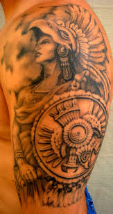 collection of 25 biceps aztec sun