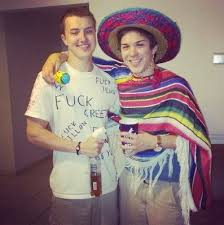 Mexican Halloween Costumes 33 Offensive Halloween Costumes Instagram Refined Guy
