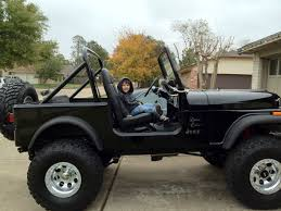 i love my jeep my u002786 cj7 last of a great breed just got back from a ride with