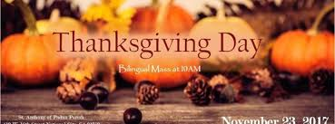 thanksgiving day mass san diego ca nov 23 2017 10 00 am