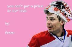 hockey valentines cards habs go habs go hockey