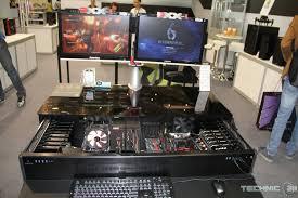 Schreibtisch Pc Lian Li Computex Dk 02x Schreibtischgehäuse Pc V359 Pc Q36 Pc