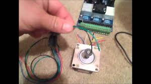 stepper motor circuit page automation circuits next gr 16f84a