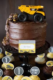construction cake ideas kara s party ideas henry s construction birthday party kara s