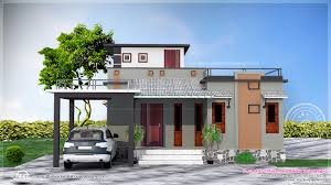 feet small budget house kerala home design floor plans building