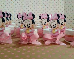 Centerpieces For Minnie Mouse Party by Minnie Mouse Baby Shower Etsy