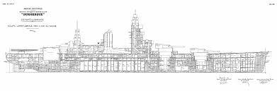 warship drawings warship blue prints warship plans ship