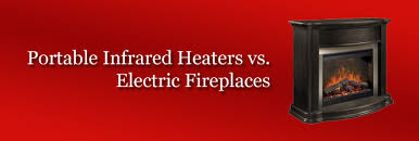 Infrared Quartz Fireplace by Infrared Heaters Vs Electric Fireplaces Biosmart Solutions