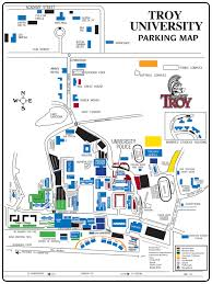 Bc Campus Map Troy University Troy Al Campus Map Tour Troy Pinterest
