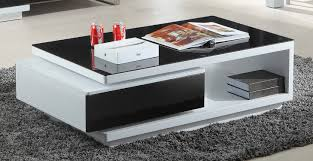 beautiful black and white modern coffee table 56 on minimalist