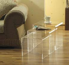Cocktail Scandinave Table by Table Basse Plexiglas Transparent Loansforex Home Solutions 3