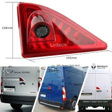opel movano 120 degree 10 ir led opel movano renault master third brake light