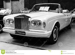 rolls royce door two door convertible rolls royce corniche iv editorial photo