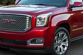 gmc yukon red 2015 gmc yukon reviews and rating motor trend