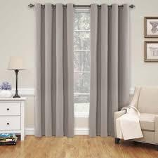 Alton Solid Grommet Window Curtain Panel Buy Linen Window Panels Grommet From Bed Bath U0026 Beyond