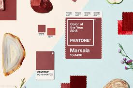 pantone colors of the year pantone color of the year for 2015 marsala