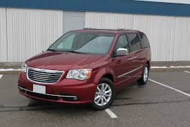 2016 chrysler town and country review autoguide com news