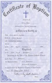 christening certificate template roman catholic baptism certificate template the catholic toolbox