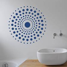 wall decals circles color the walls of your house wall decals circles circle pattern wall sticker wall stickers