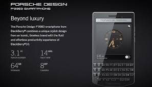 blackberry porsche design blackberry porsche design p 9983 graphite edition price in