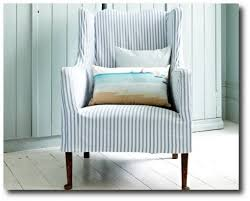 slipcovered chair stylish looks for slip covering your furniture