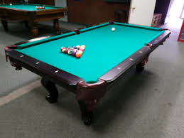 ebonite pool table 3 piece slate slate pool tables kijiji buy sell save with canada s 1 local