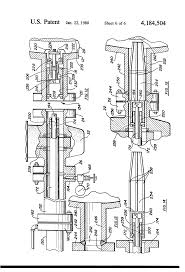 patent us4184504 wellhead valve removal and installation tool