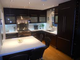 mn custom kitchen cabinets and countertops island picture
