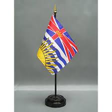 Flag British Columbia Canadian 4 U0027 X 6 U0027 E Gloss Flag Images Eder Flag