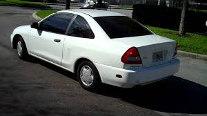 mitsubishi coupe 1997 mitsubishi mirage de coupe 1 5l l4 sohc 12v youtube