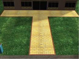 how to install a brick walkway 15 steps with pictures wikihow