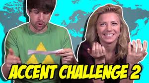 Challenge Smosh Accent Challenge 2