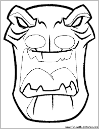 downloads online coloring page tiki mask coloring pages 94 on free